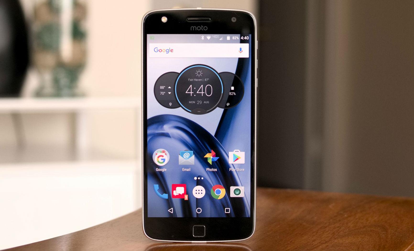 Android Pure seguirá presente en los Motorola de América, Europa y África
