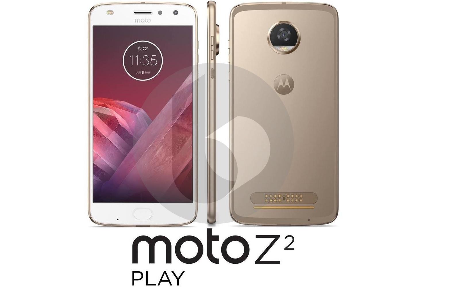 Moto Z2 Play retocará ligeramente el diseño exterior