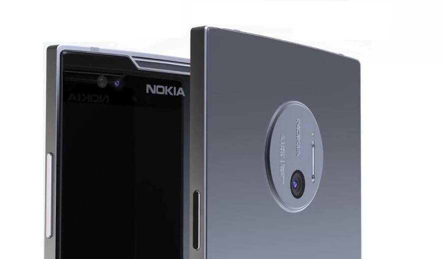 Así podría lucir el nuevo Nokia 9