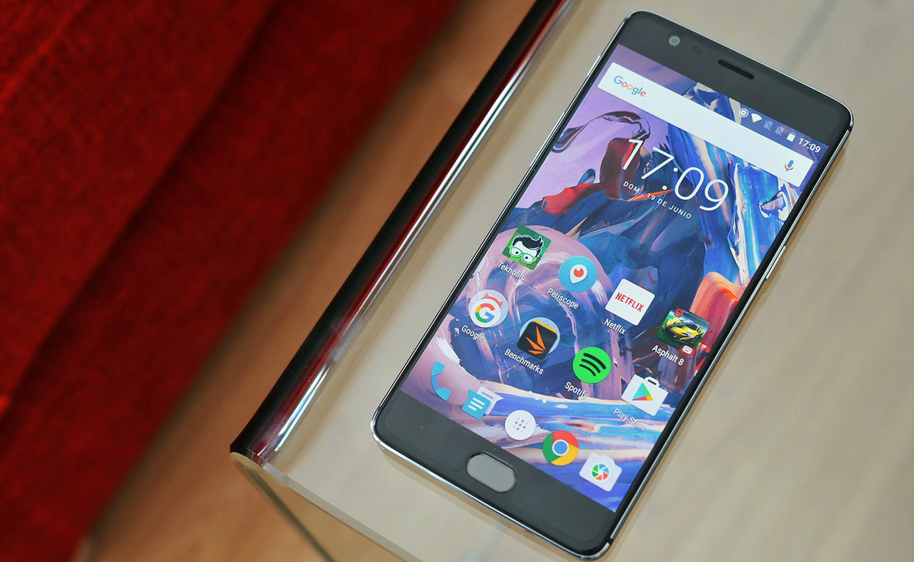 OnePlus 3T será sustituido directamente por el OnePlus 4