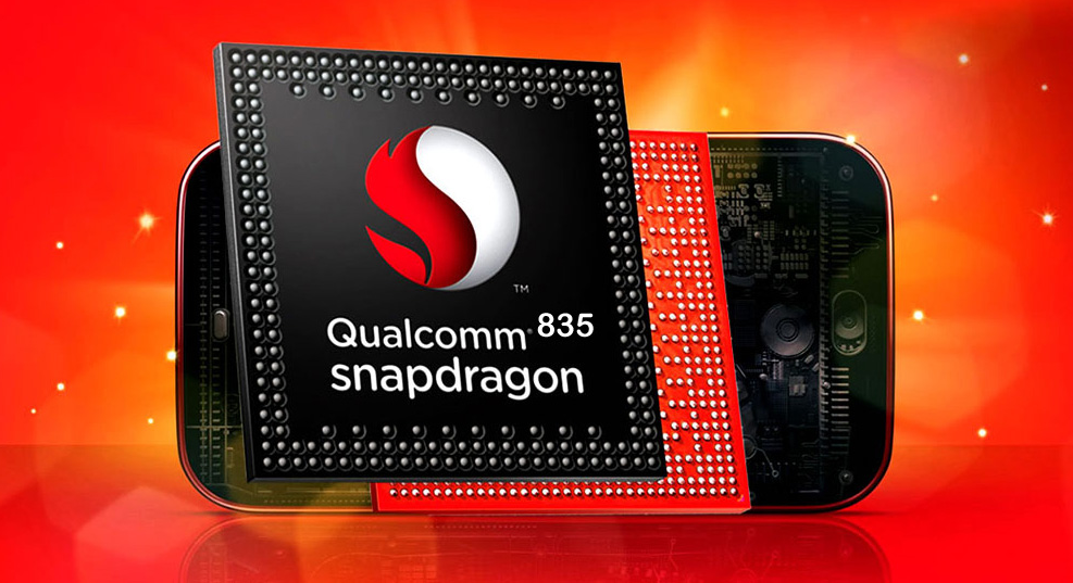 Snapdragon 835 estará disponible con el Galaxy S8, S8+ y Xperia XZ Premium