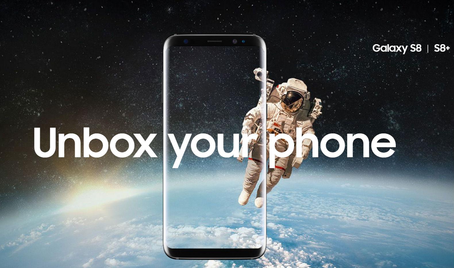 Galaxy S8 y S8+ llegan oficialmente a México