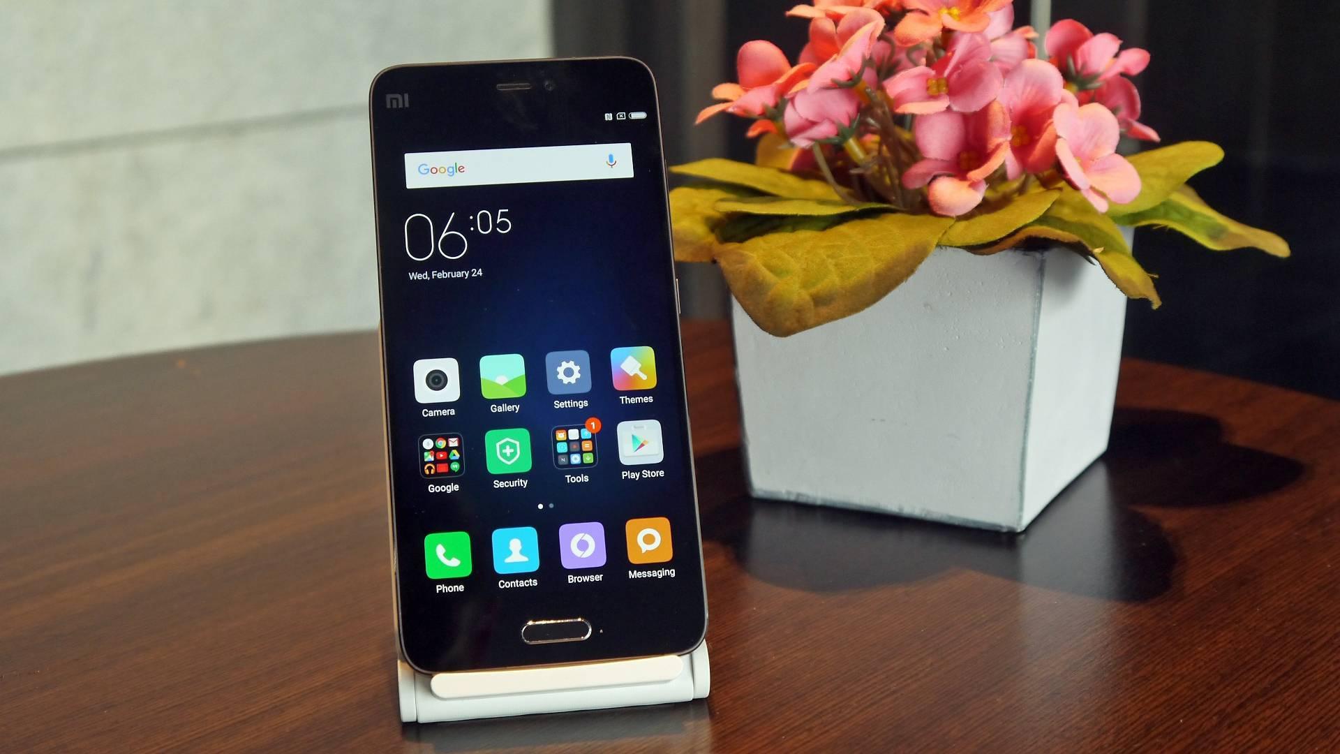 Xiaomi Mi 6 vendría en dos versiones bastante potentes
