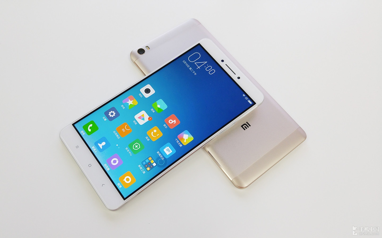 Xiaomi Mi Max pronto conocería a su sucesor