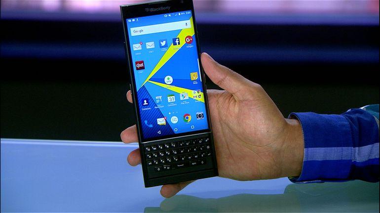 Blackberry PRIV, DTEK50 y DTEK60 recibe una actualización