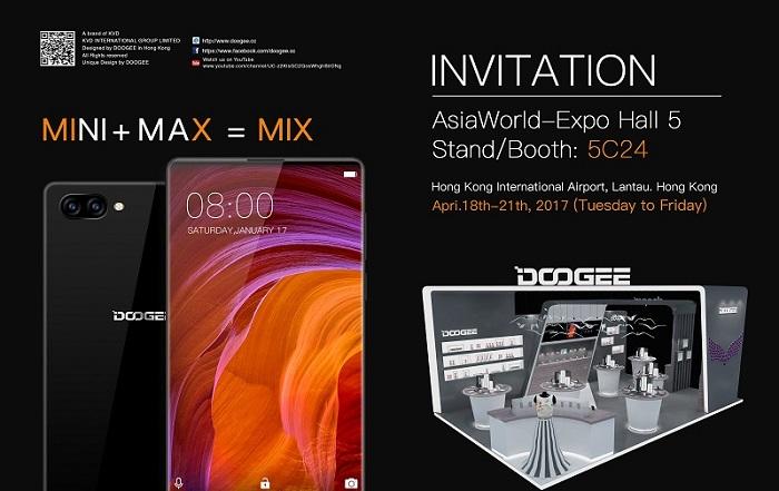 dogge mix invitacion