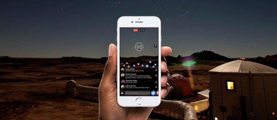 facebook live-360