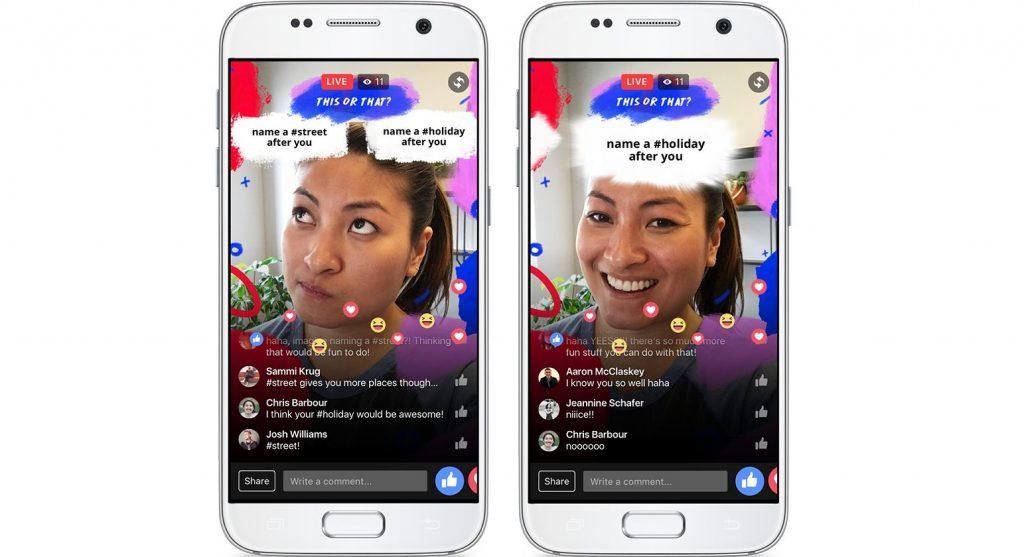 facebook-messenger realidad aumentada