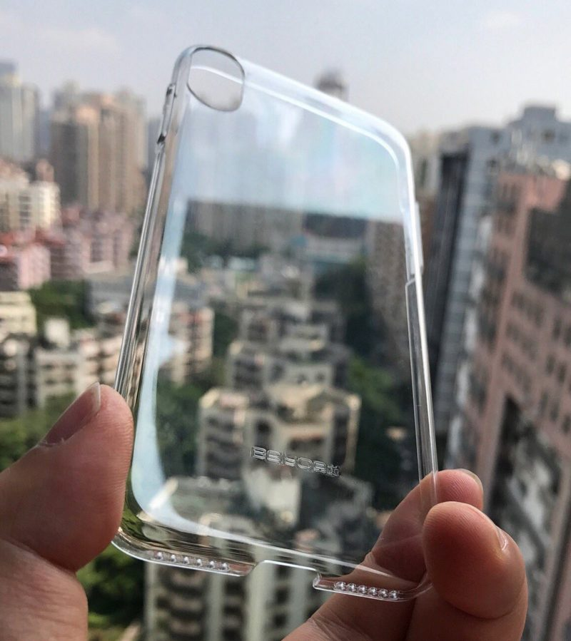 funda para iphone 8 diseño camara vertical