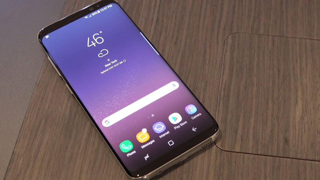 Samsung podría cambiar de opinión sobre la disponibilidad del Galaxy S8+ con esteroides