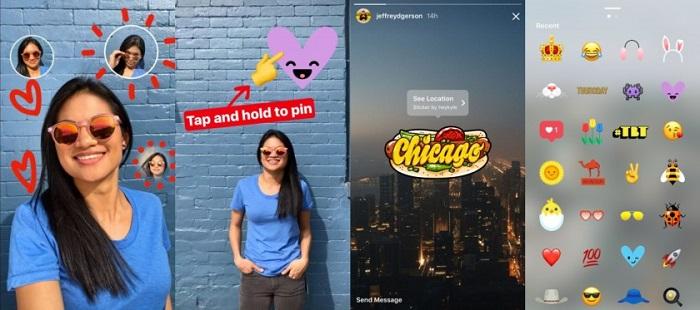 instagram-stories estrena stickers