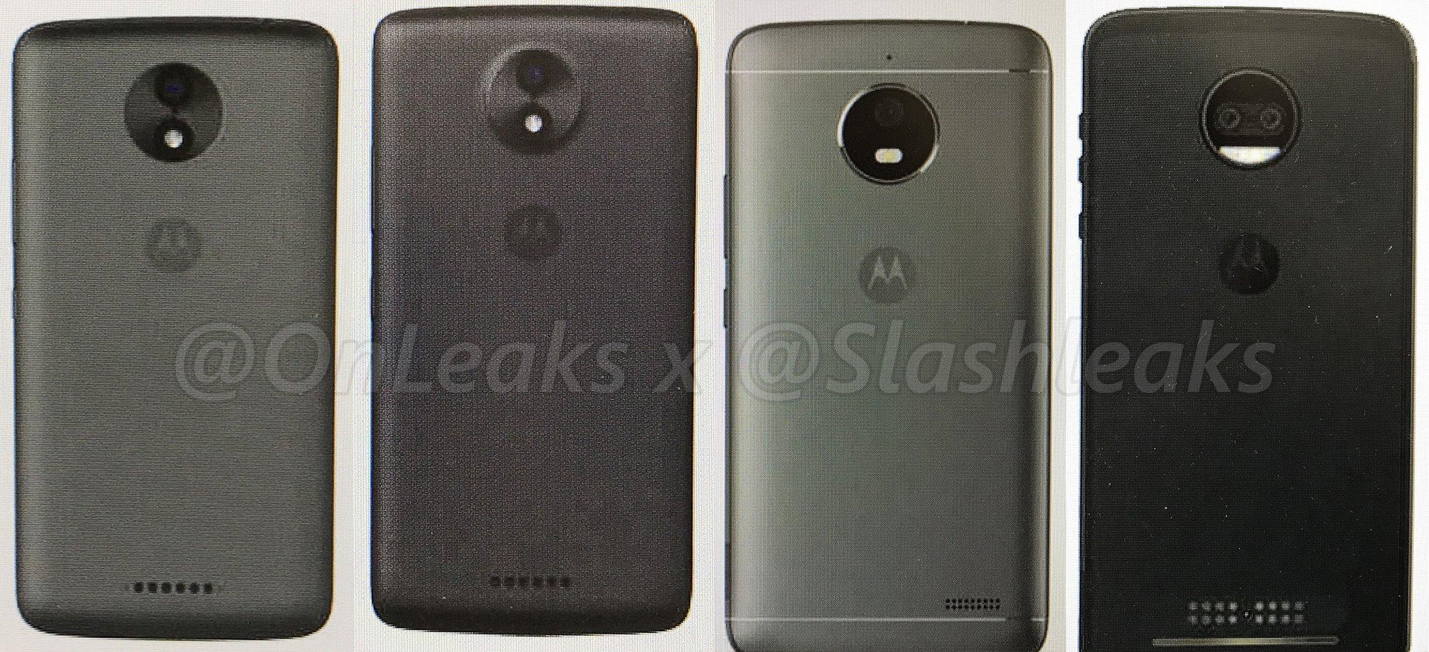 lanzamientos Motorola 2017