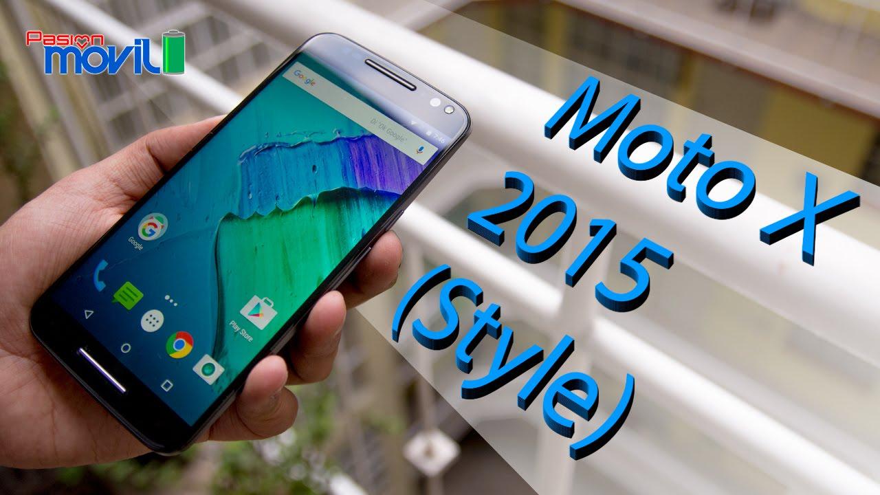 Moto X Style pronto recibiría Nougat en México