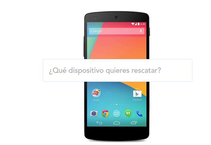 rescata reparacion dispositivos startup mexicana