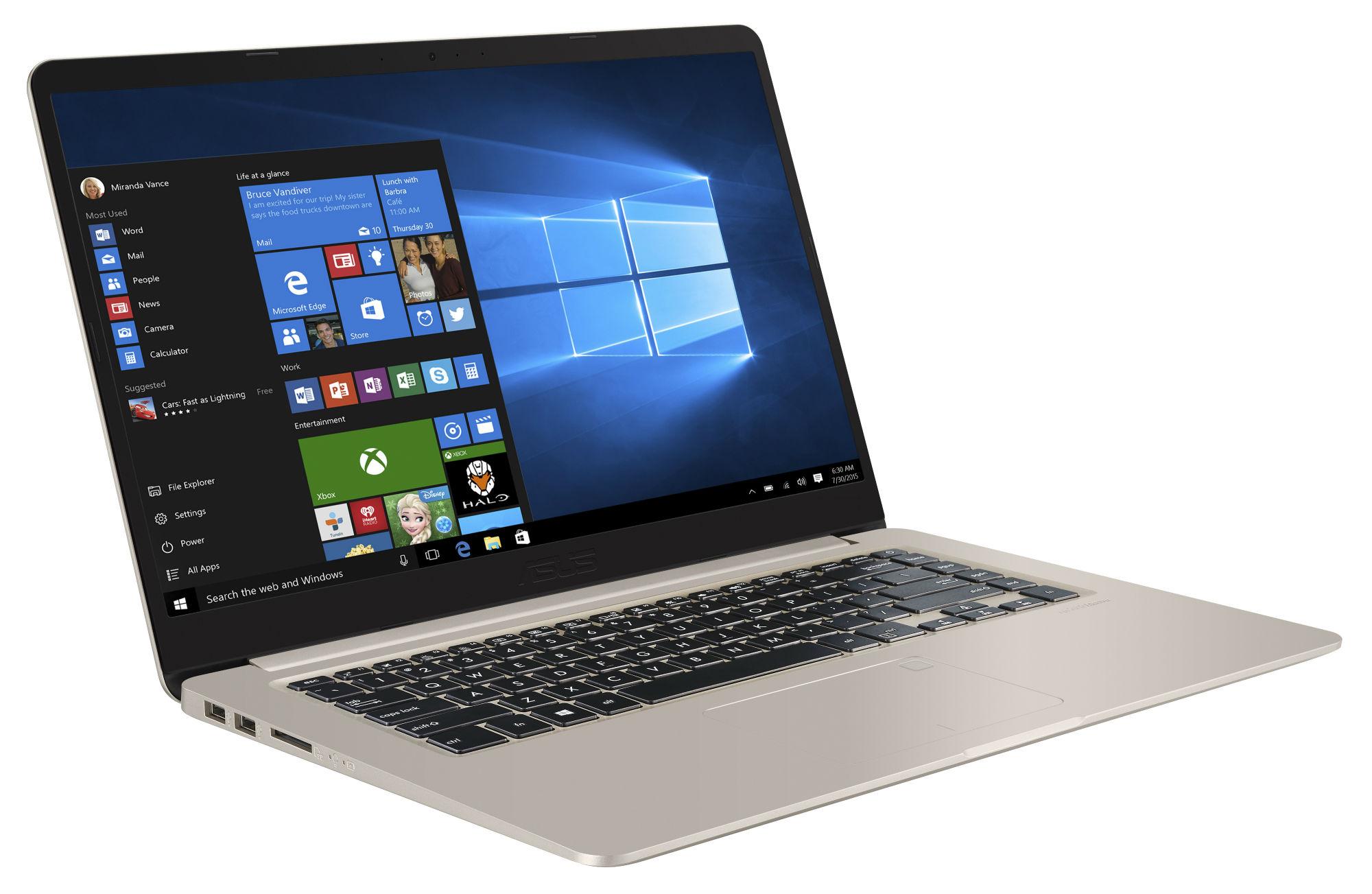 Conoce el ASUS VivoBook S15