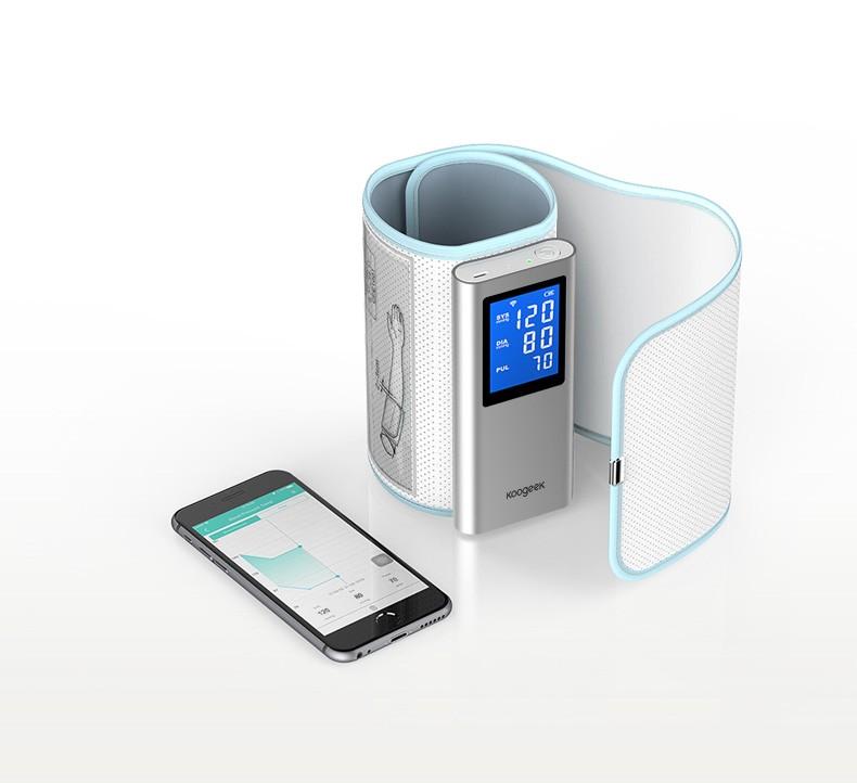 BP2 medidor presion arterial iphone