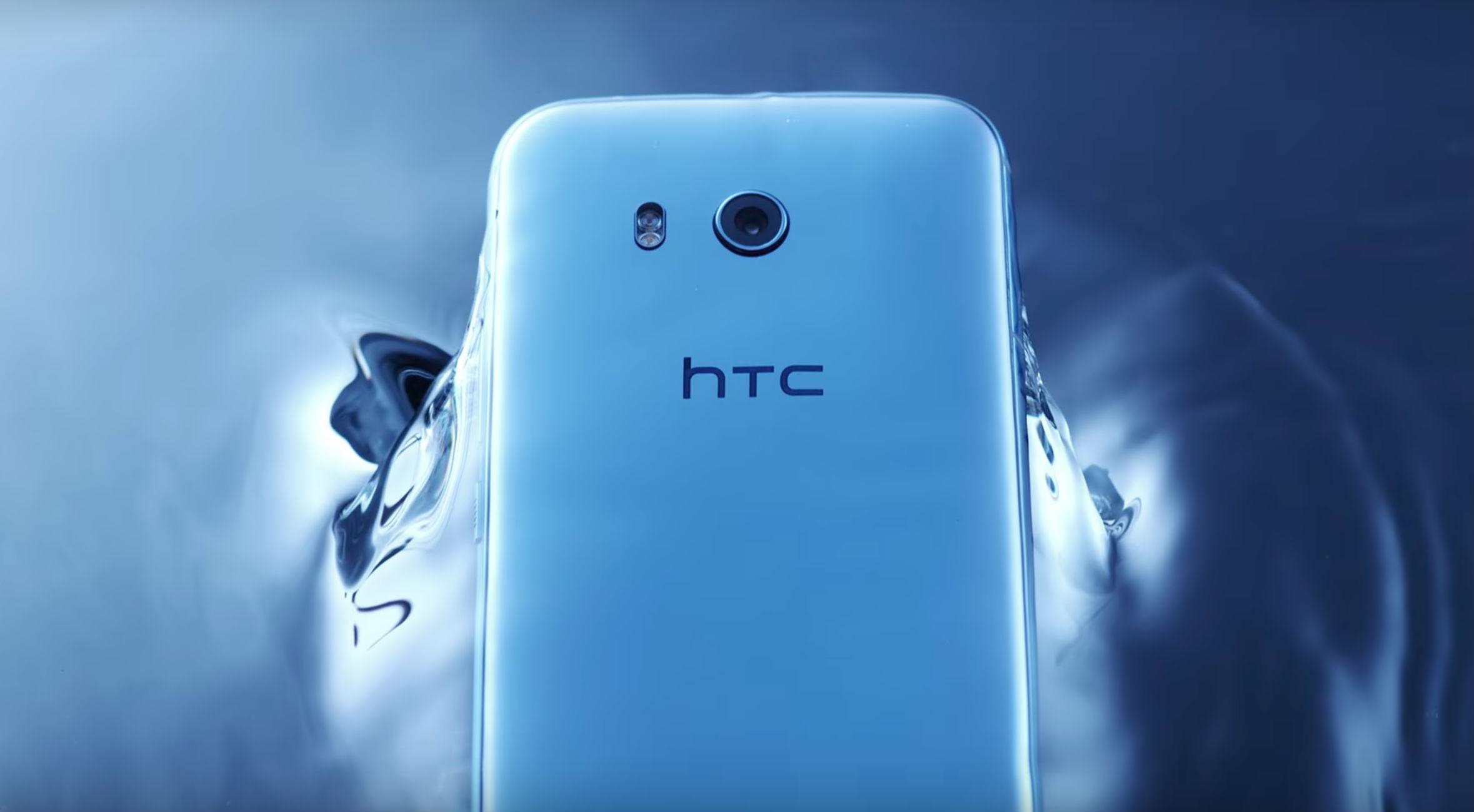 Con ustedes, el HTC U11