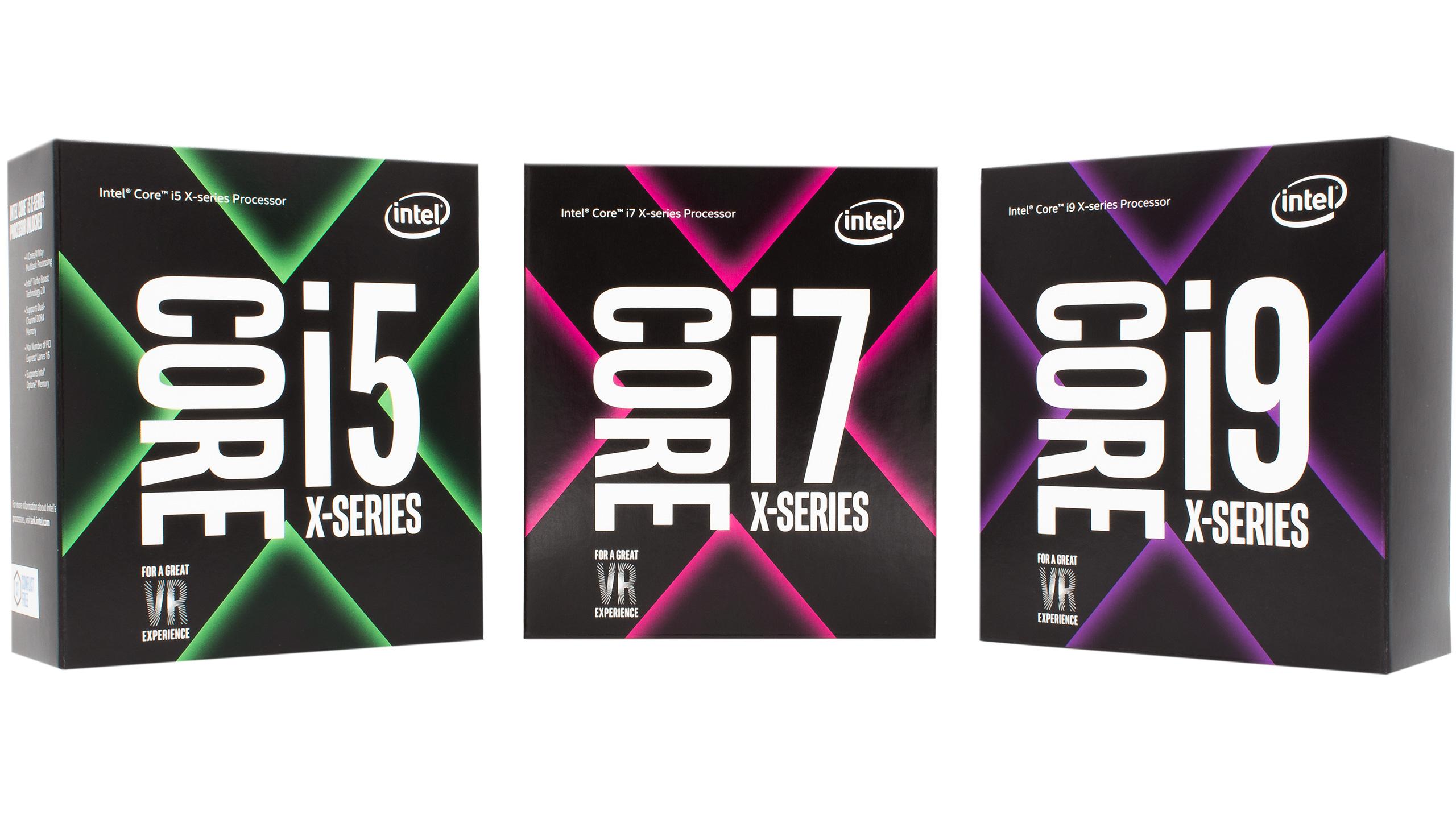 Intel anuncia sus nuevos procesadores de alto rendimiento