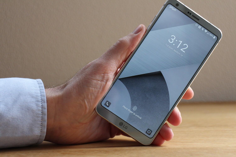 LG G7 viene a conquistar la gama alta en el 2018