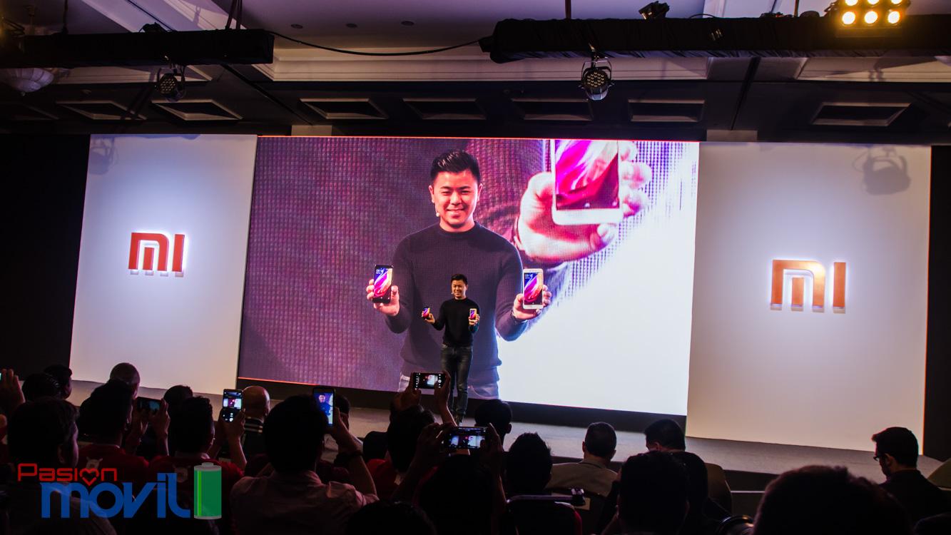 Marca Presentacion Xiaomi en Mexico-15