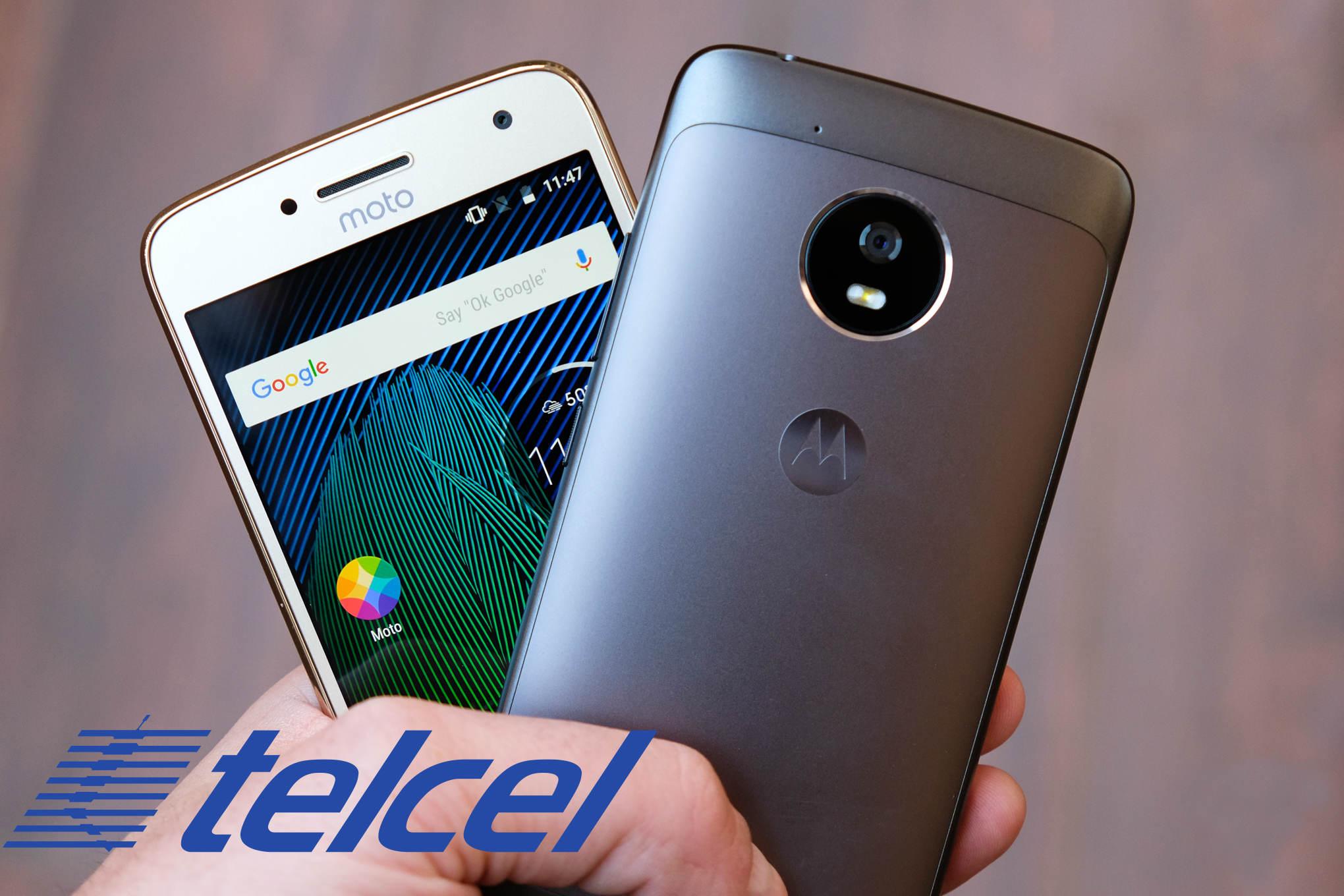 Motorola está de vuelta en Telcel
