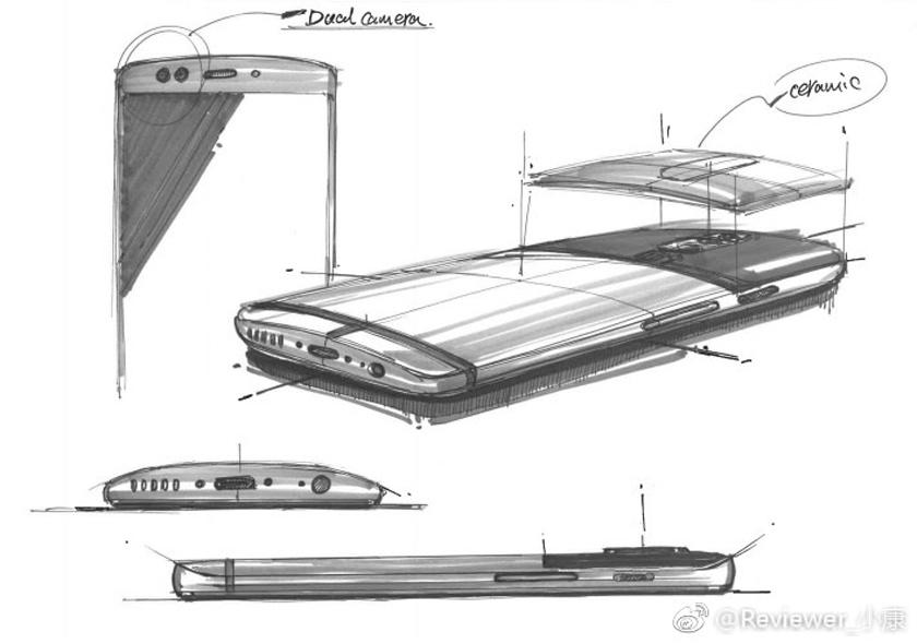 OnePlus-5-prototype-doble camara frontal