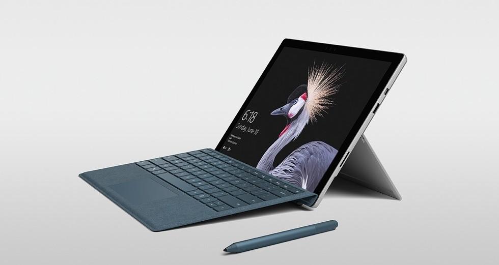 Surface Pro mejora lo ya alcanzado en la generación anterior