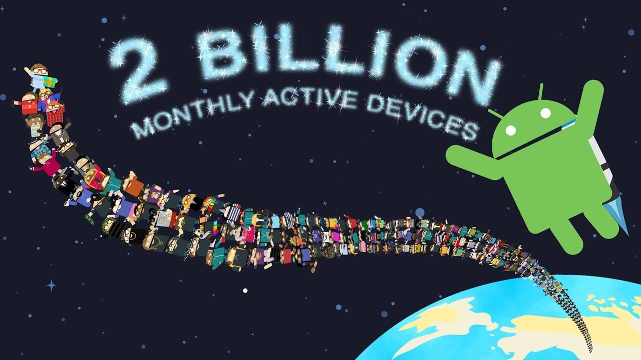 Android es el sistema más utilizado en todo el mundo