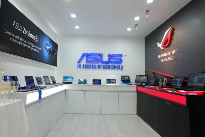 asus store mexico 2017