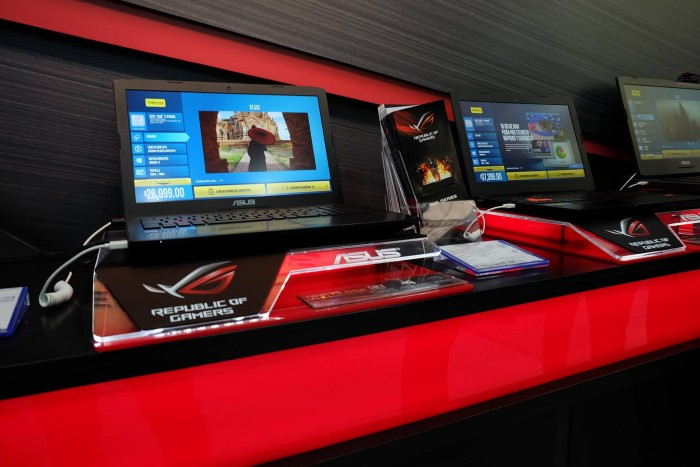 asus store mx republic of gamers