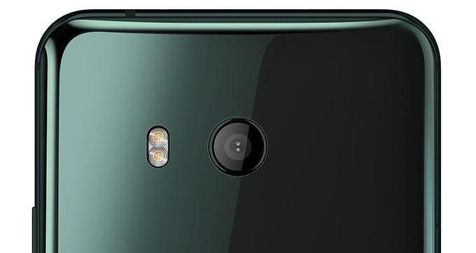 camara principal HTC U11