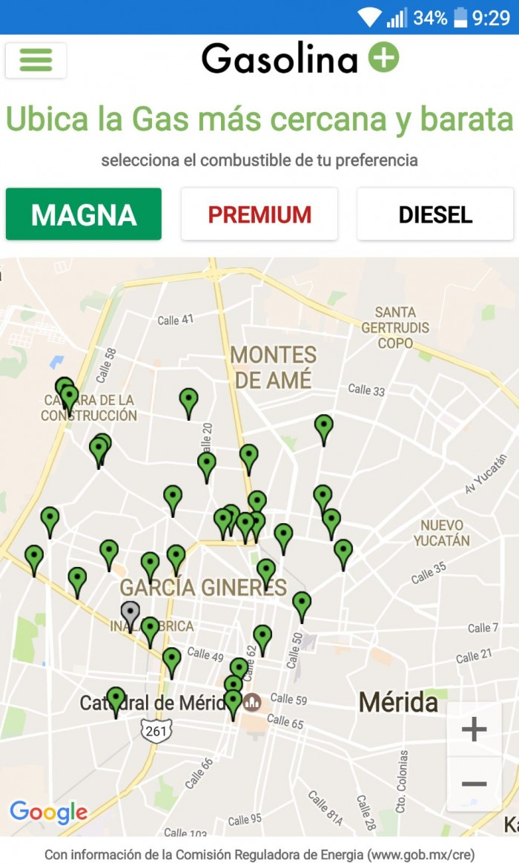 gasolina+ magma