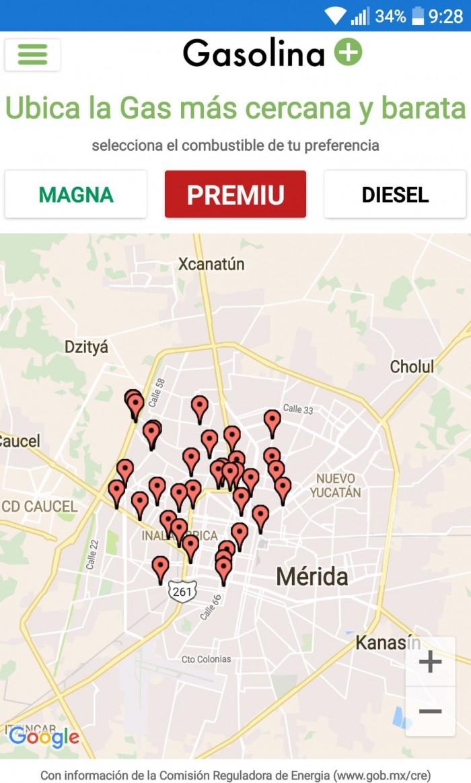 gasolina+ premium
