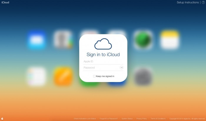 iCloud-pide passport apps terceros