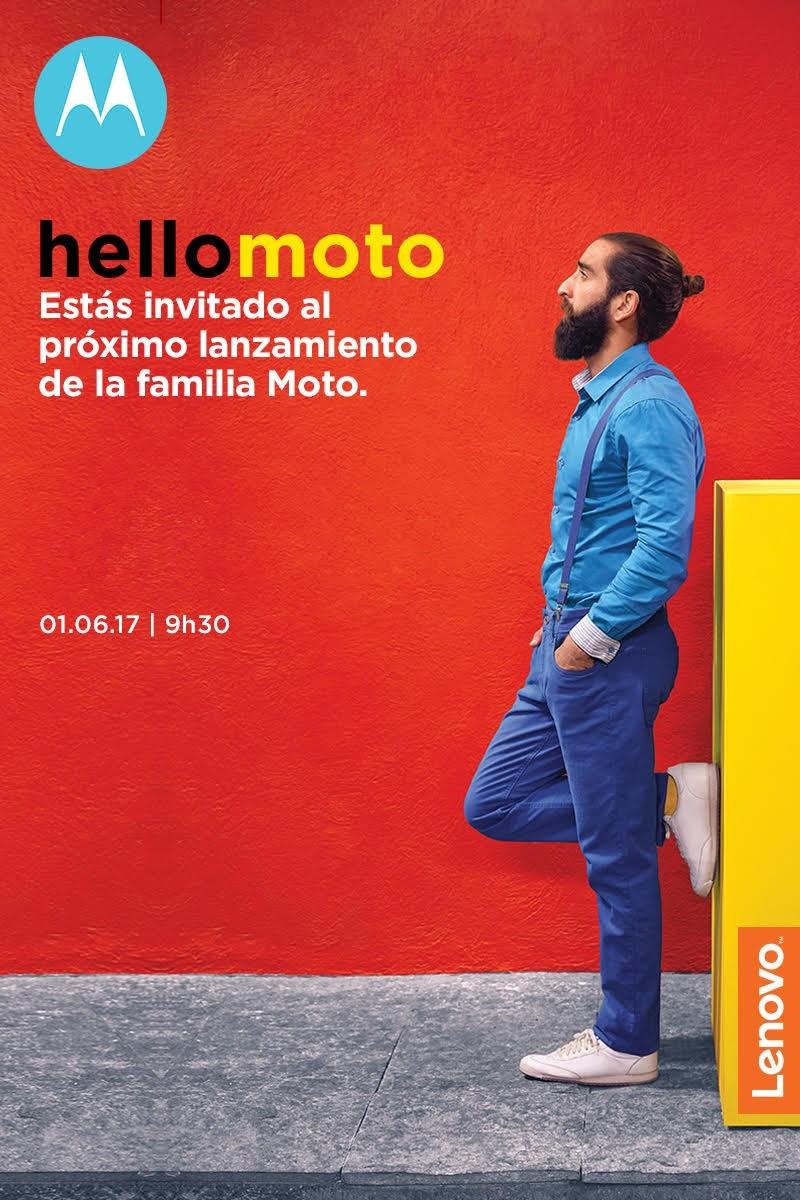 invitacion lanzamiento Moto 1 de junio 2017