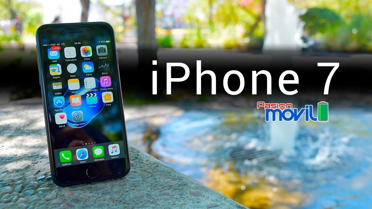iPhone 7 tiene un diseño continuista, pero mejora algunos apartados clave