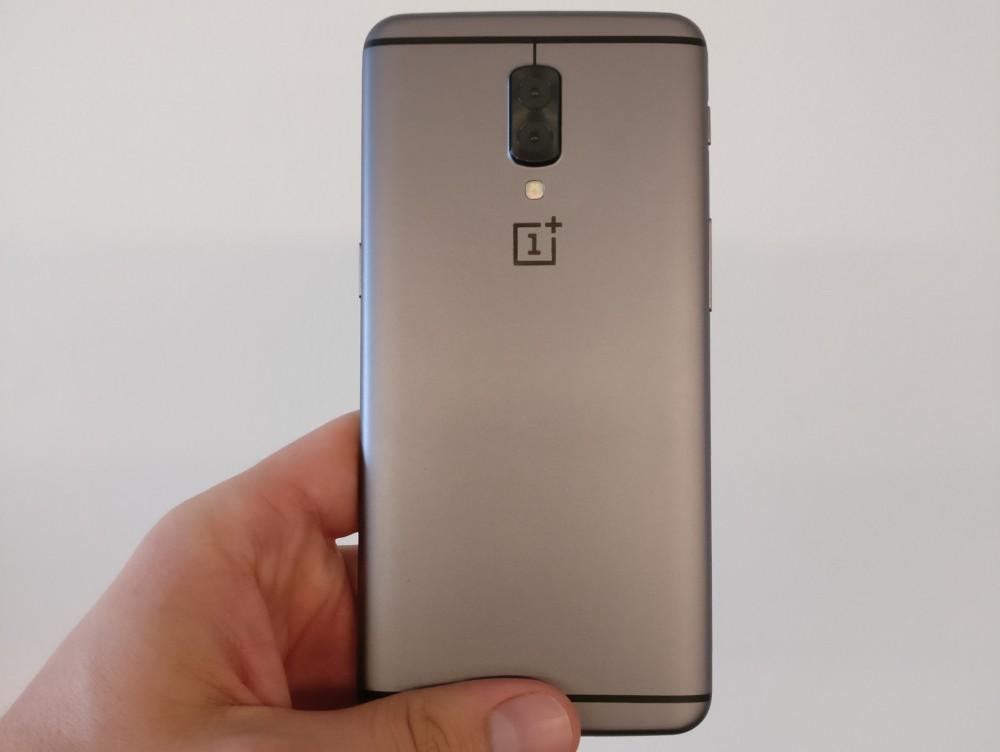 Con ustedes un prototipo del OnePlus 5