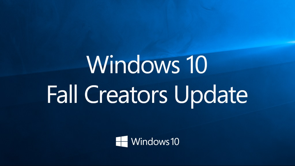 Con ustedes, Windows 10 Fall Creators Update