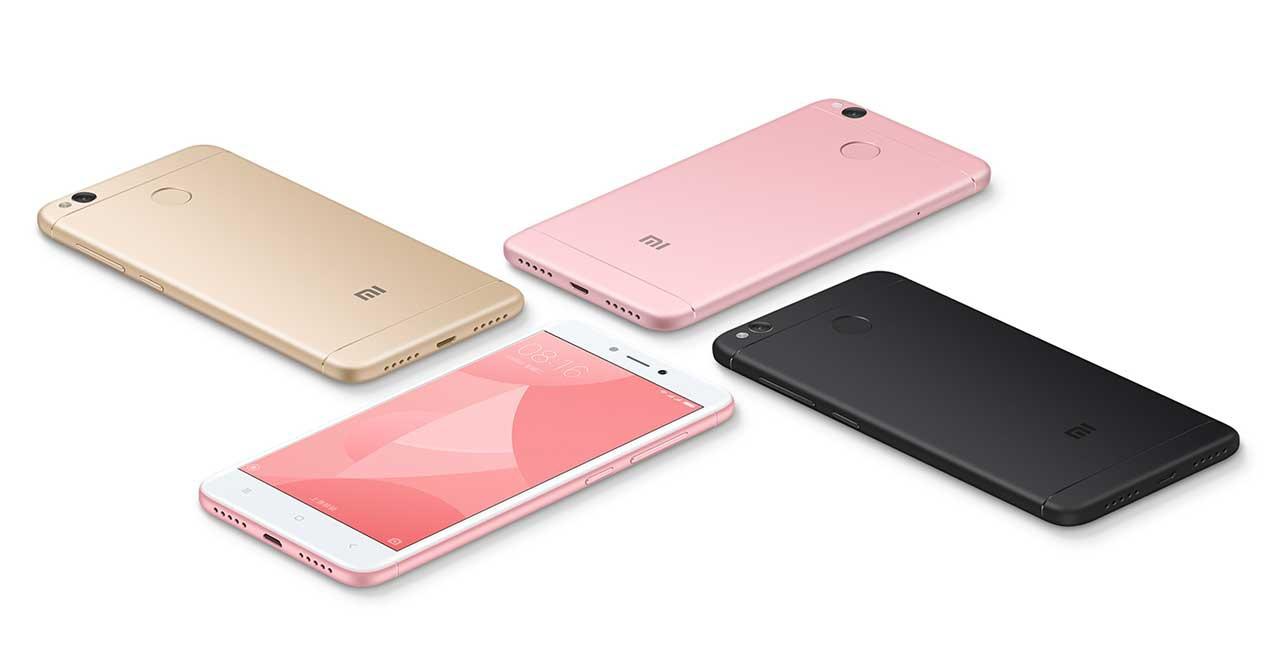 Así es el Xiaomi Redmi 4X
