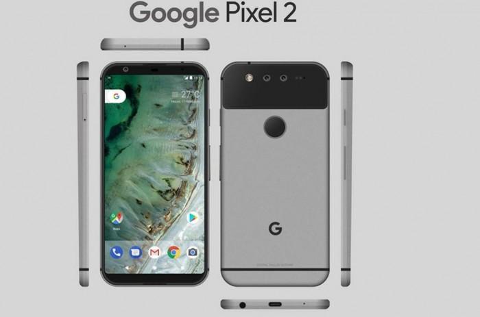 Google Pixel 2 podría lucir de esta manera