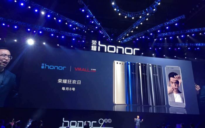 Honor-9- lanzamiento