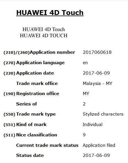 Huawei-4D-Touch