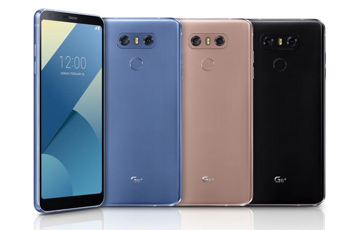 LG-G6-Plus-negro-azul-dorado