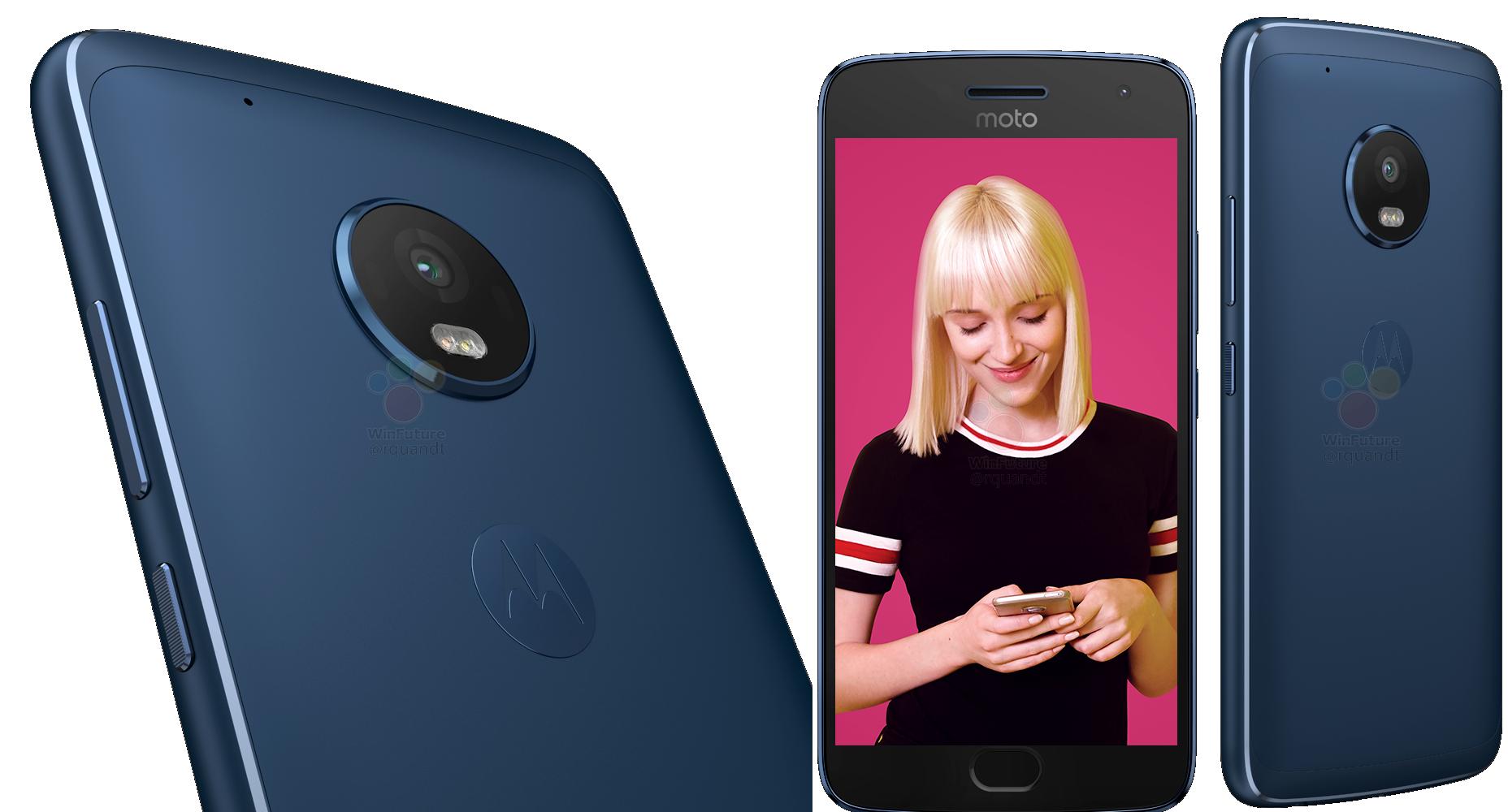 Así luce el nuevo Moto G5 Plus
