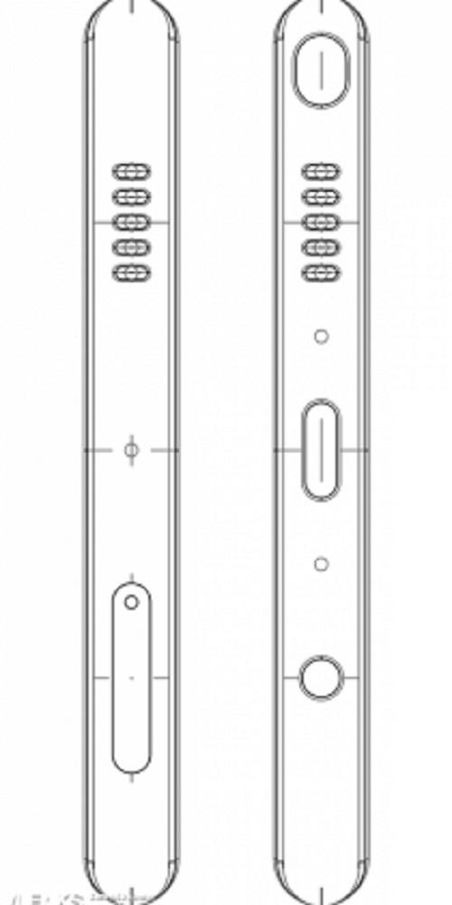 Samsung-Galaxy-Note-8-bosquejo-lateral-blanco