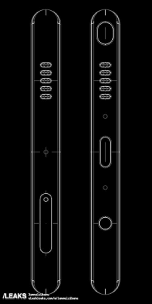 Samsung-Galaxy-Note-8-bosquejo-negro-lateral
