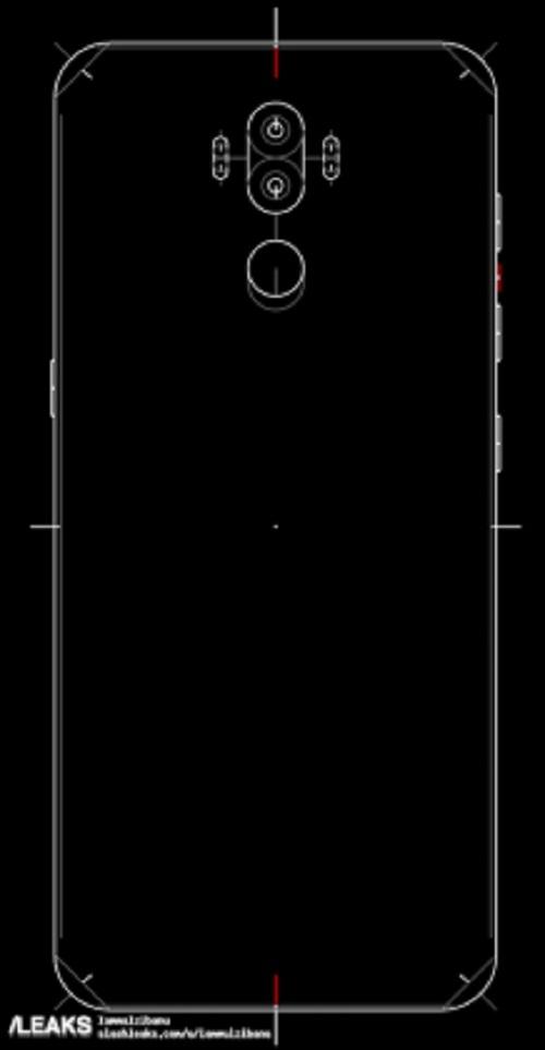 Samsung-Galaxy-Note-8-bosquejo-negro