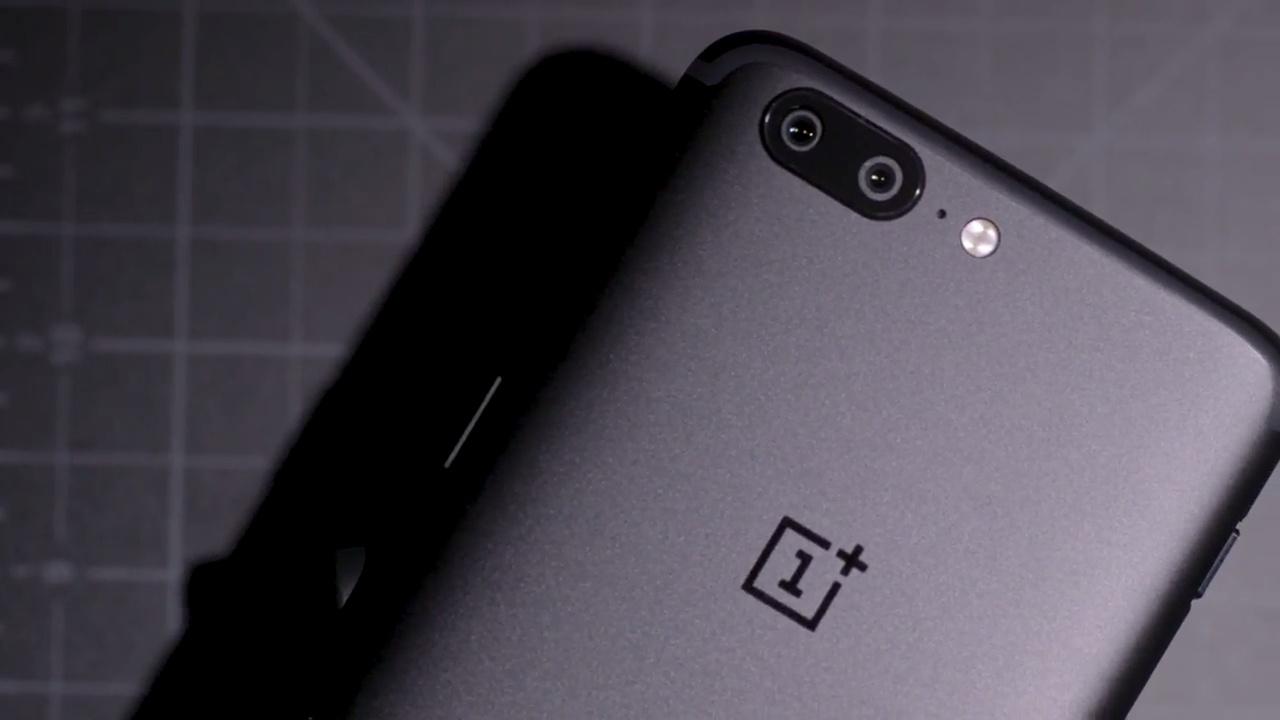 OnePlus 5 tiene varios descuentos
