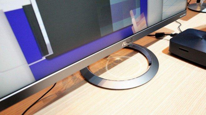 asus monitor designo