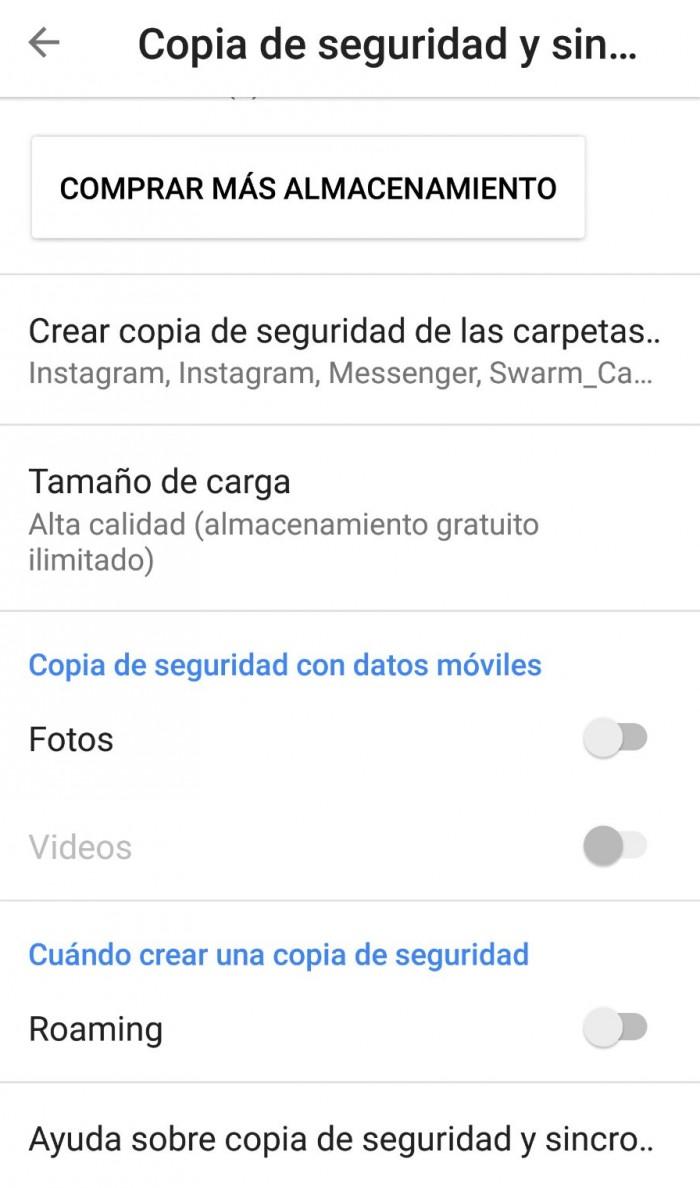 google-fotos-elimina-opcipon-resplado-wifi
